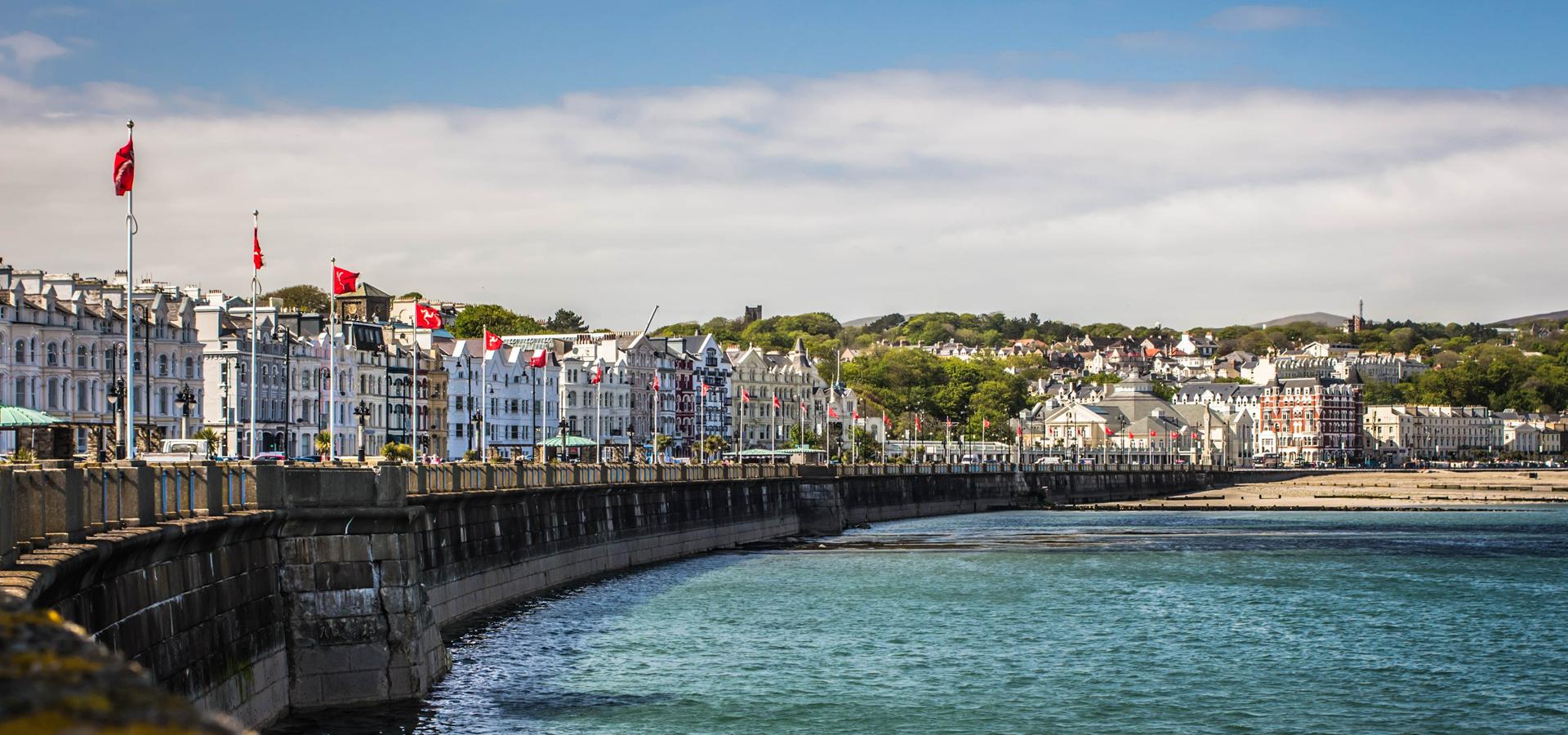 Peer-to-peer advisory in Isle of Man, Great Britain