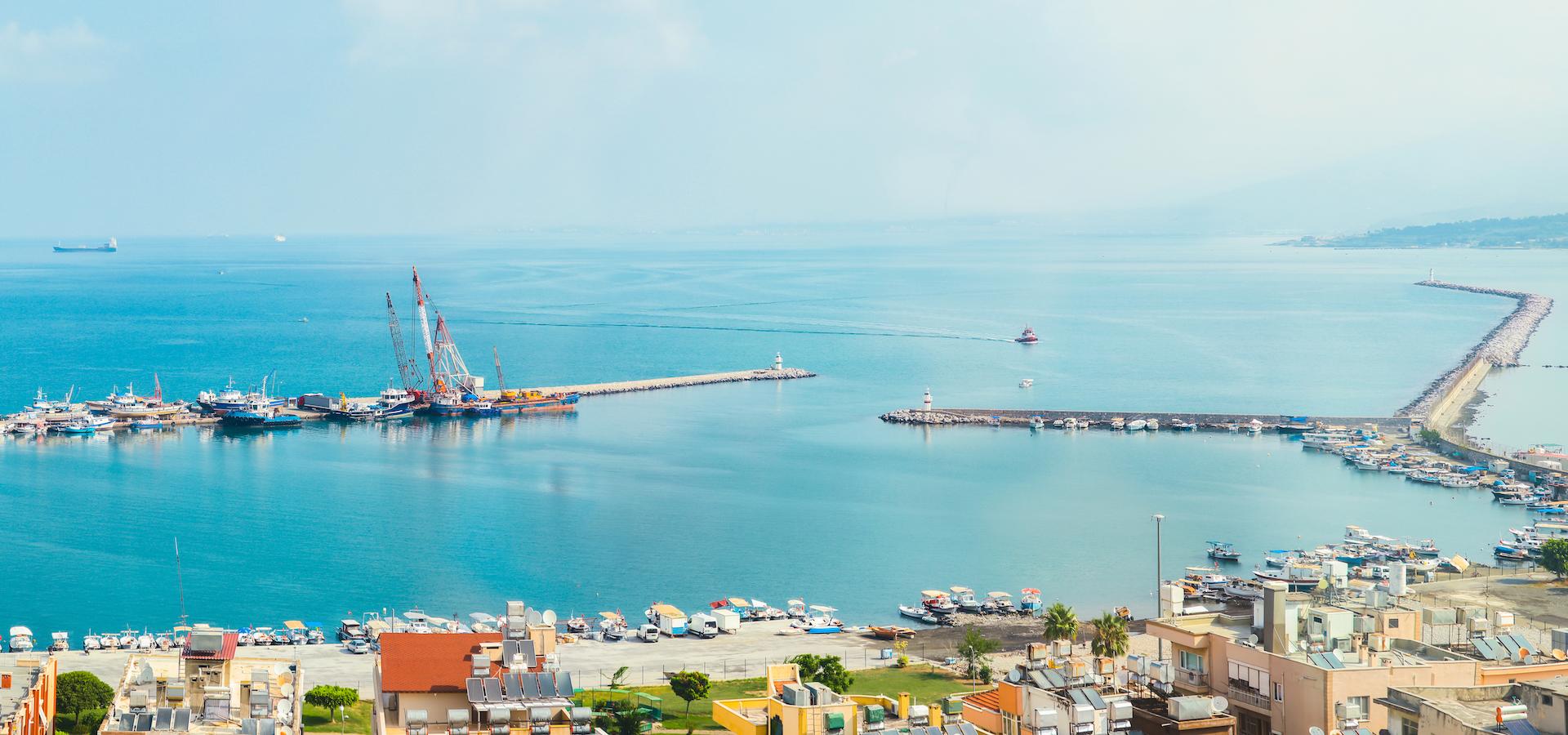 Peer-to-peer advisory in Antakya, Hatay Province, Mediterranean Region, Turkey