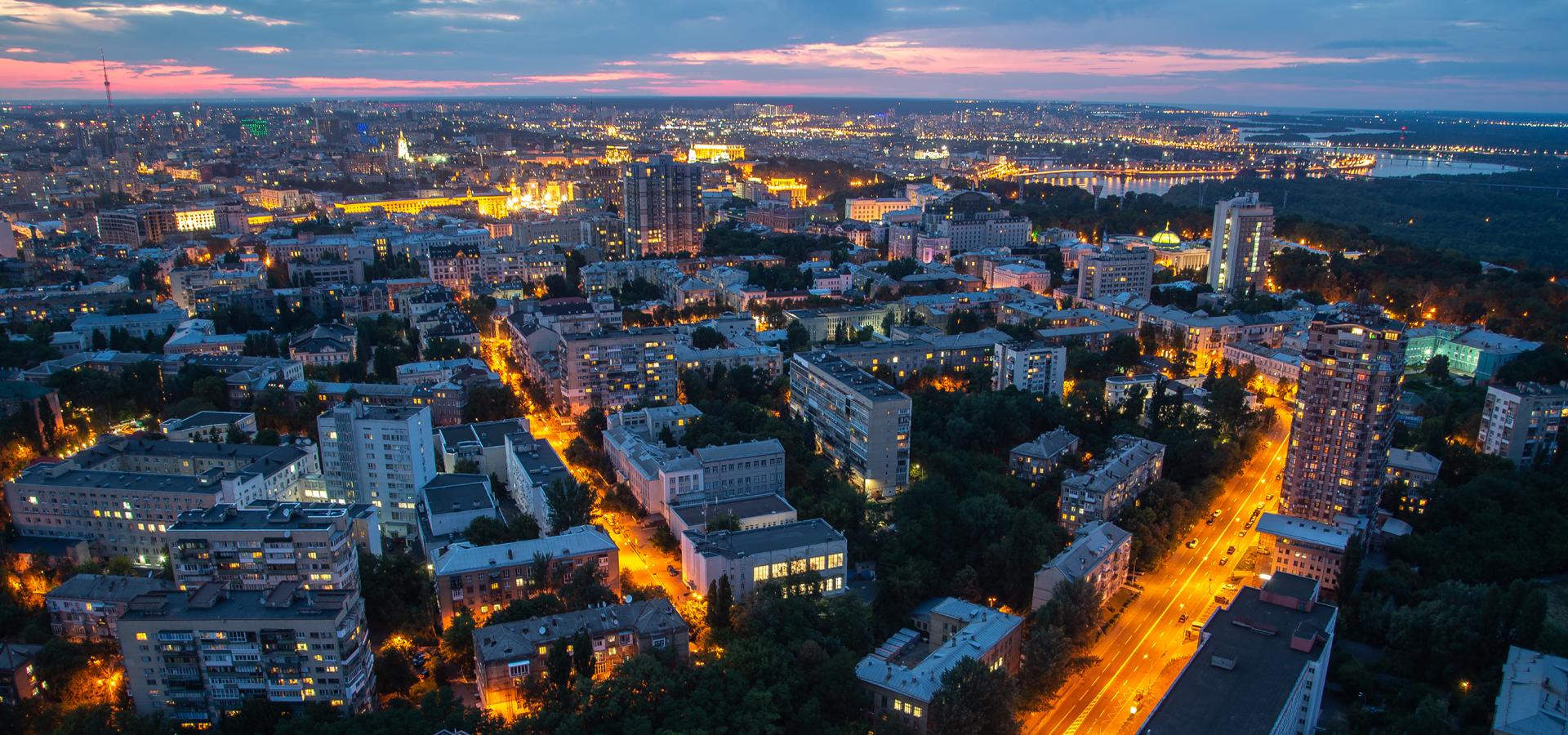 Peer-to-peer advisory in Kyiv, Ukraine