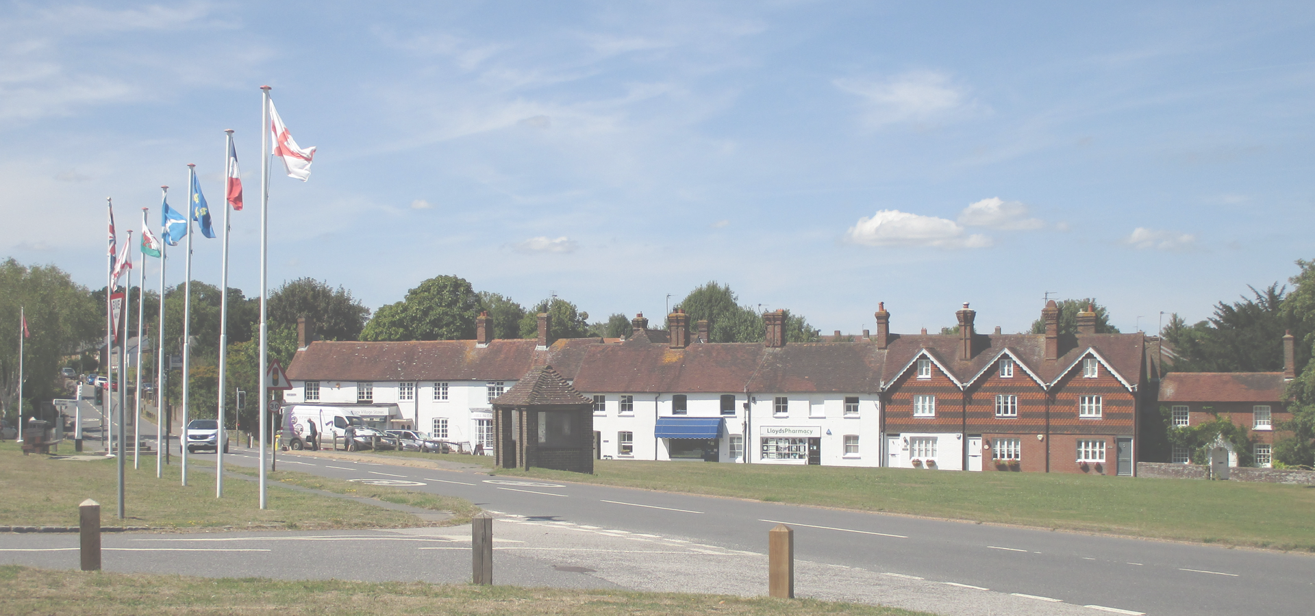 <b>Newick, East Sussex, England, Great Britain</b>