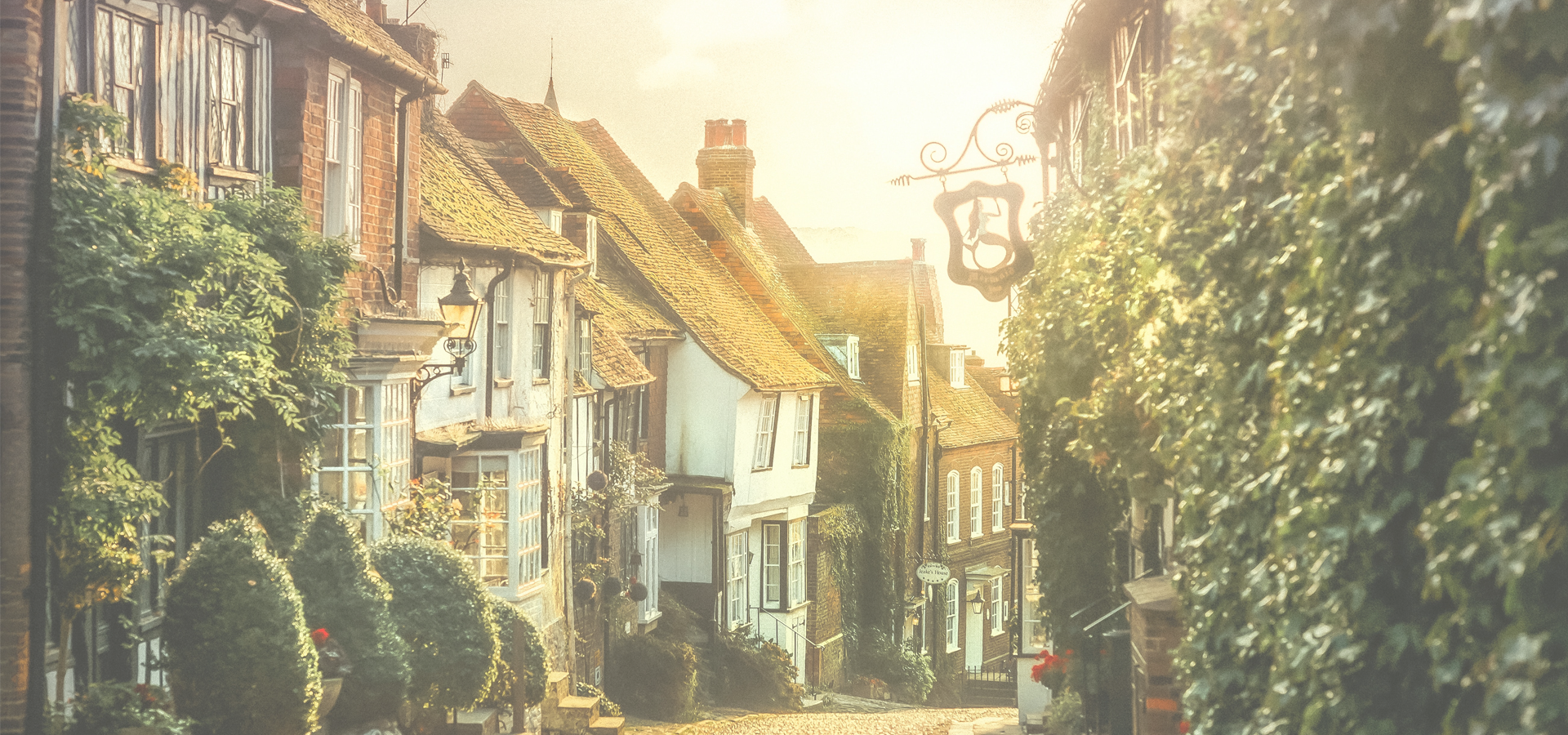 <b>Rye, East Sussex, England, Great Britain</b>