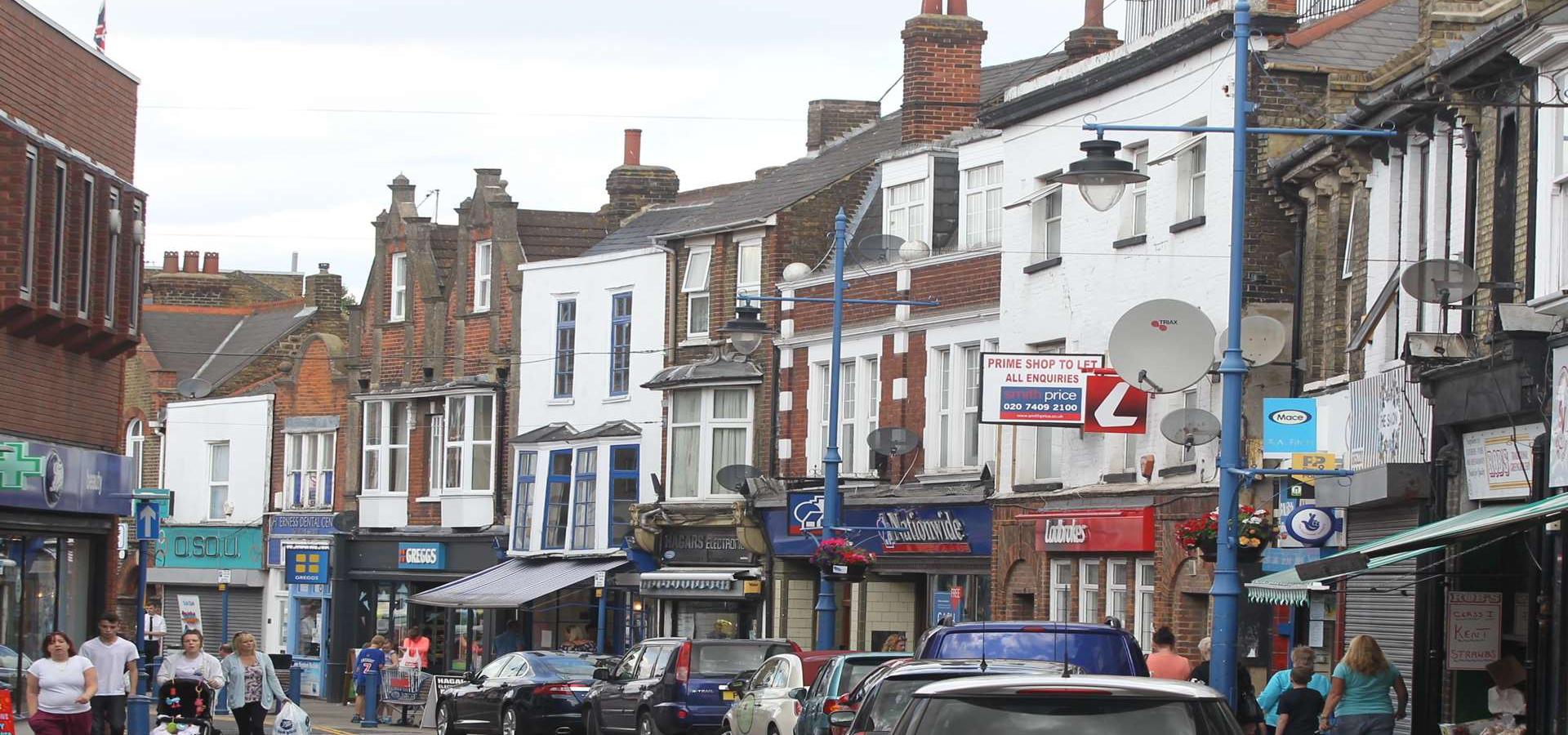 <b>Sheerness, Kent, England, Great Britain</b>