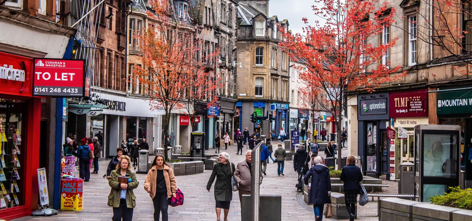 Peer-to-peer advisory in Stirling, Scotland, Great Britain