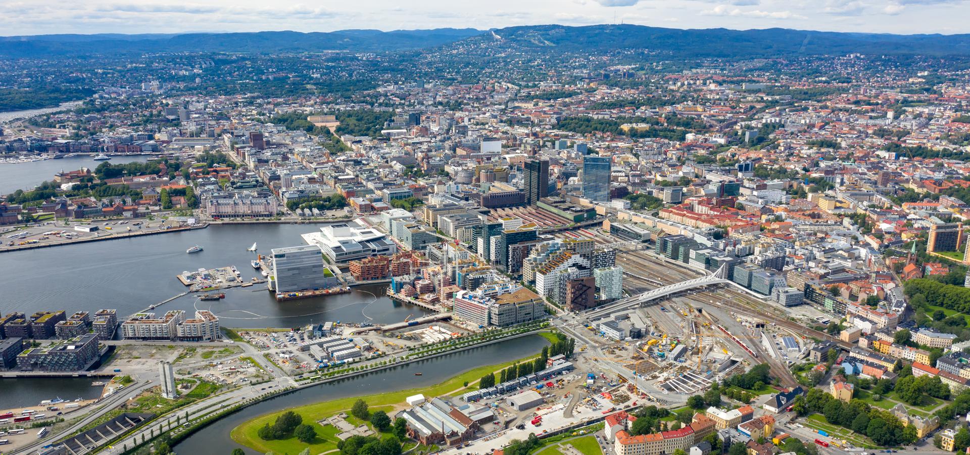 Peer-to-peer advisory in Oslo, Norway