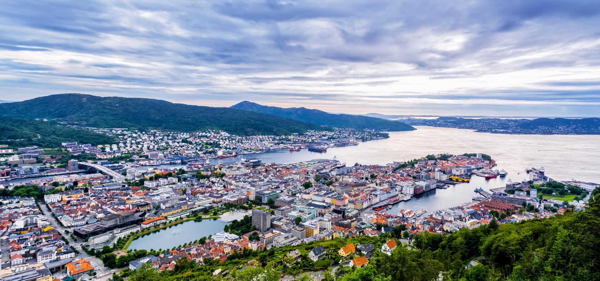 Peer-to-peer advisory in Bergen, Norway.