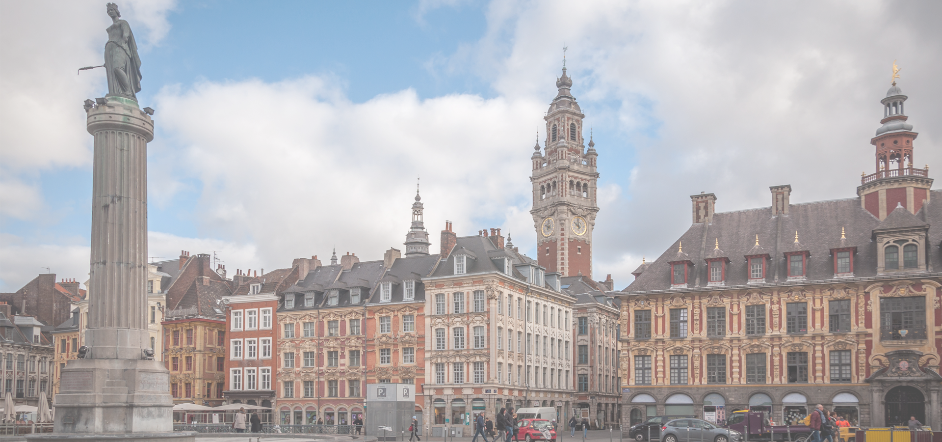 Peer-to-peer advisory in Lille, Département du Nord, Hauts-de-France, France