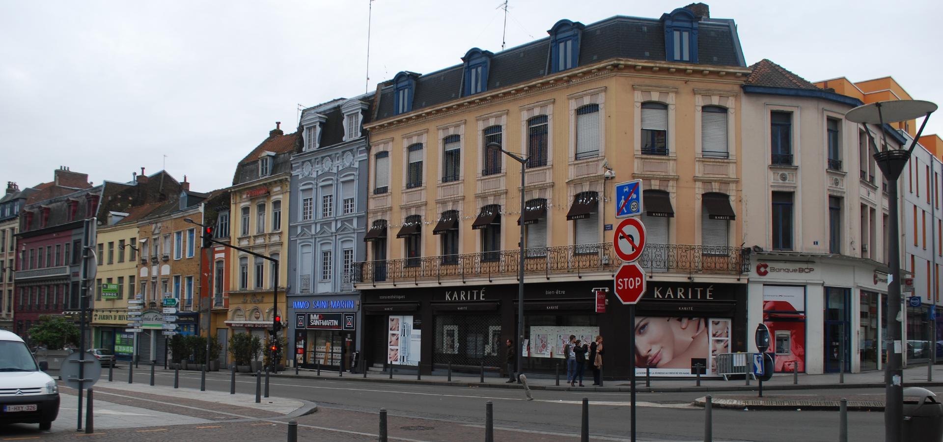 Peer-to-peer advisory in Roubaix, Département du Nord, Hauts-de-France, France