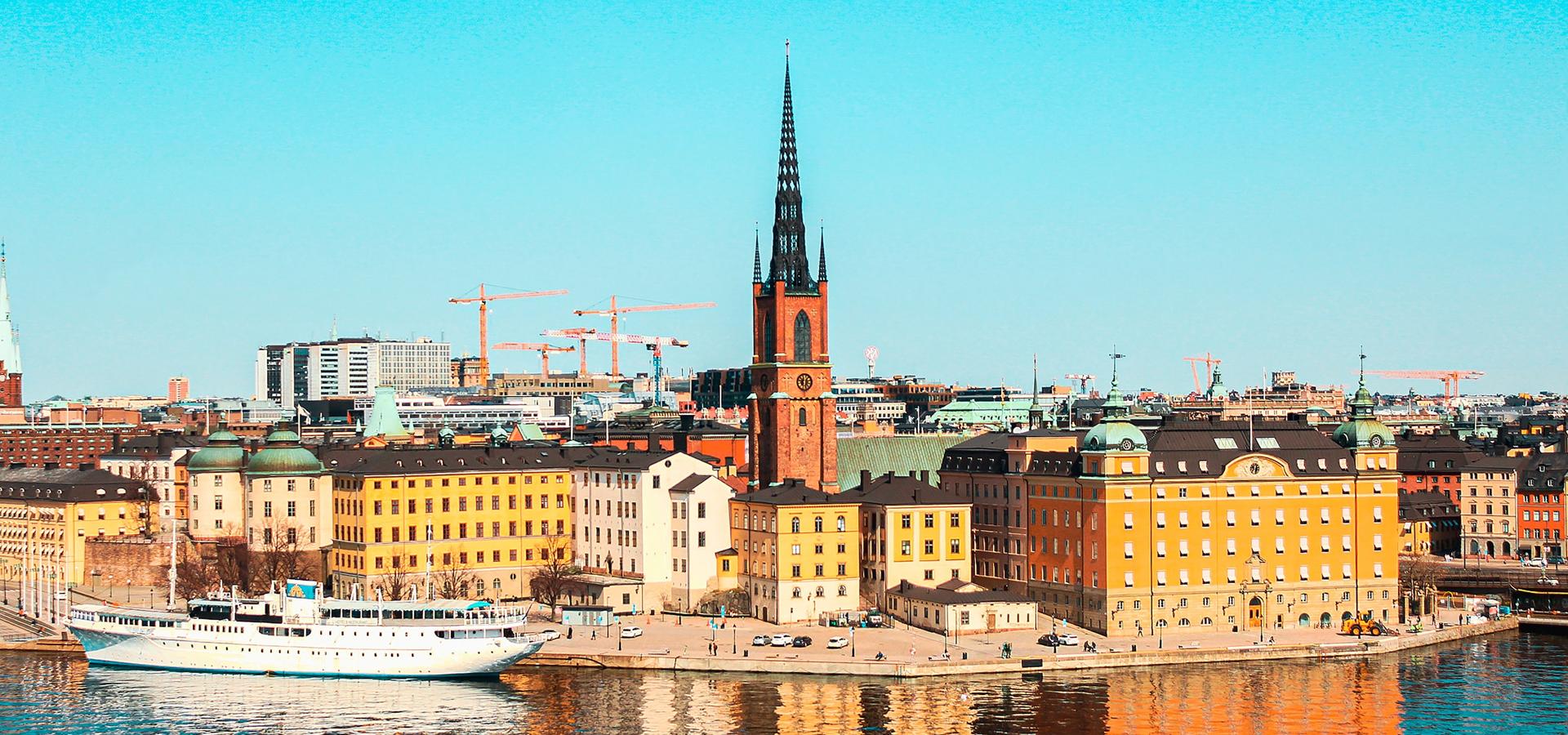 Stockholm Time