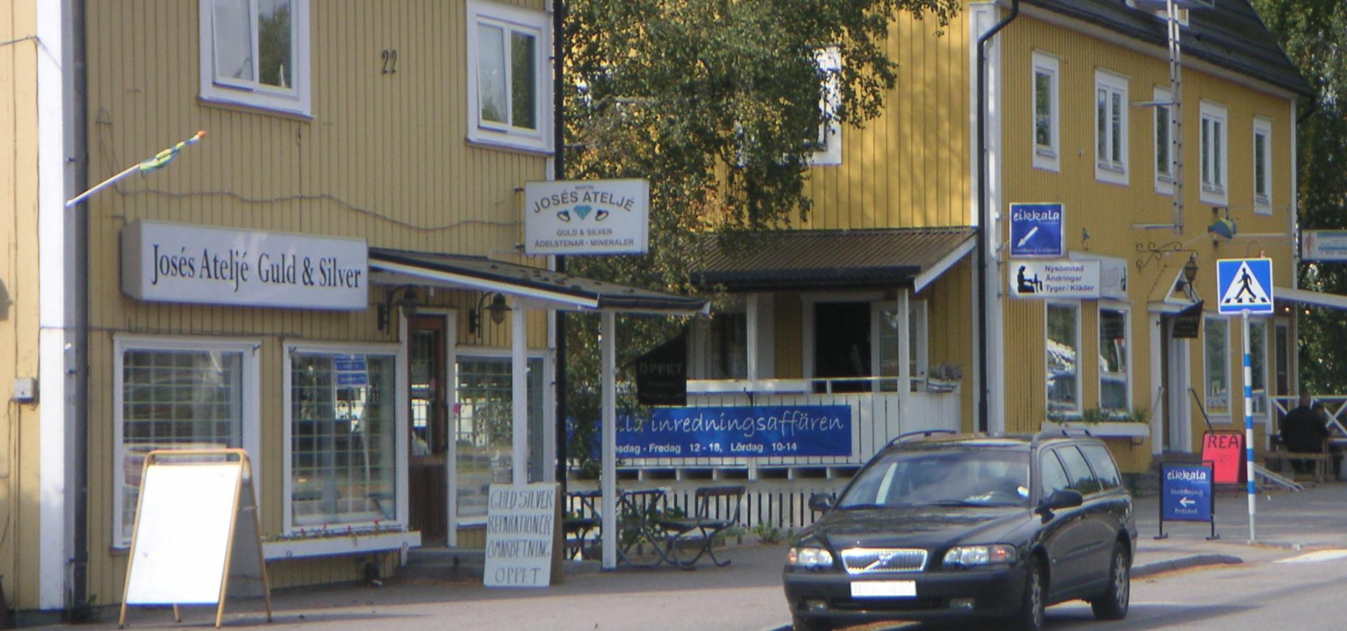 Peer-to-peer advisory in Stockholm