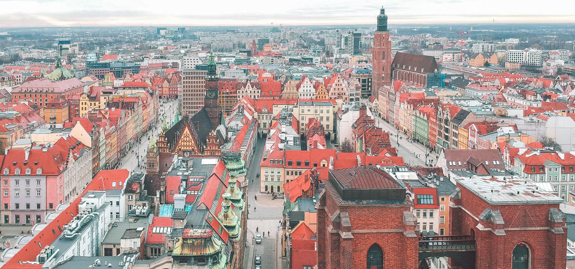 Peer-to-peer advisory in Wrocław, Poland