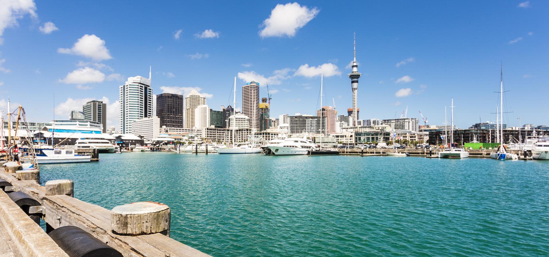 <b>Auckland, North Island, New Zealand</b>