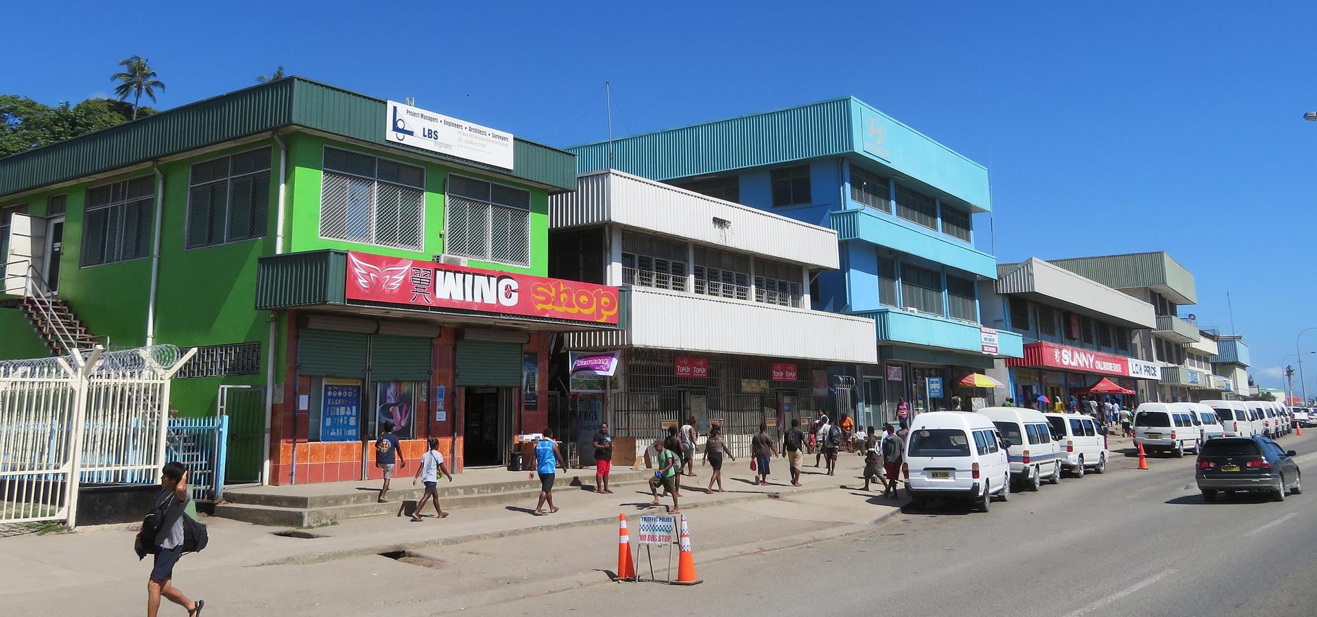 Peer-to-peer advisory in Honiara, Solomon Islands